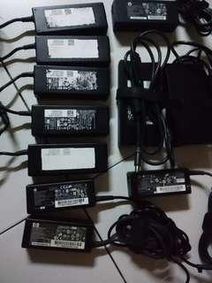 Laptop Charger ( HP & Dell)