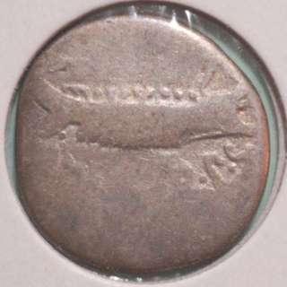 🚚 Historical Roman Silver Denarius of Marc Antony 32-31BC
