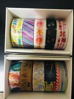 🚚 MT Washi Tape Sample/Rolls