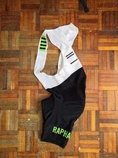 Rapha Pro Team Cycling Bib Shorts - Green