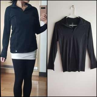 MARKS & SPENCER - Black zip on winter clothes