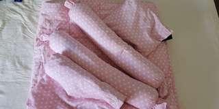 Royal Linens Baby crib Comforter set