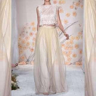 Tulle (Tutu) Maxi (Long) Skirt by LC Lauren Conrad Runway [Designer Pieces]