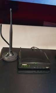 TV Plus RCA with HDMI & remote