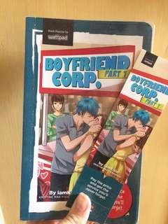 Wattpad book: Boyfriend corp.