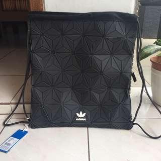 Adidas 3D Gym Sack Issey Miyake Black