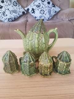 Teapot Set Unique