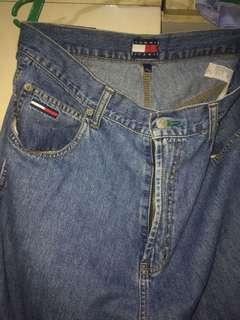 REPRICED tommy hilfiger highwaisted pants