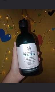 Tea tree fachial wash