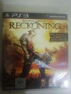 Ps3 Games kingdom of amalur