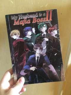 Wattpad book: My husband is a mafia boss 2