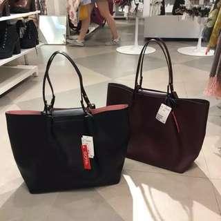 H&M BAG (Maroon)