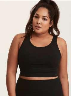 🚚 New Plus Size Sports Bra 5XL 135 cm