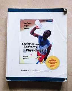 Seeley's Essential Anatomy and Physiology