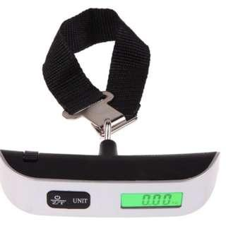 [HOT ITEM] Digital Luggage Weighing Scale- Travel
