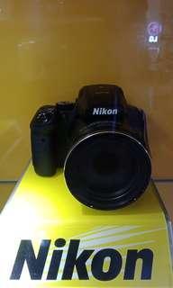 Kredit Nikon Coolpix P900