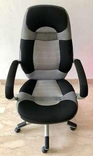 Desk work Chair - Black and Gray