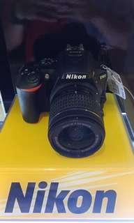 Kredit Nikon D5600