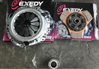 4G93 RACING CLUTCH 3 KAKI