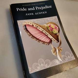 Pride and Prejudice - Jane Austen [STOCK TERBATAS]