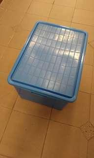 物流厚實材料大膠箱 Tough Material logistic box