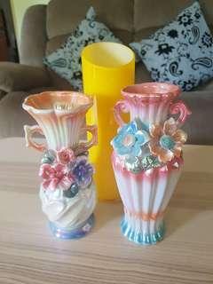 3 Vase Set