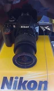 Kredit Nikon D3400