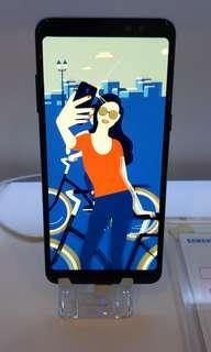 Promo Samsung A8+ Bisa cicilan tanpa Kartu Kredit