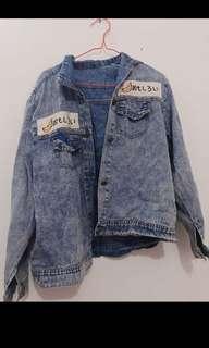 Jacket jeans