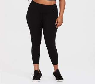 🚚 New Plus Size Sports Tights 5XL