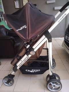 Stroller sweet cherry innova