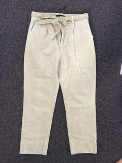 New cord trousers
