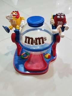 m&m's Candy Dispenser Collectibles