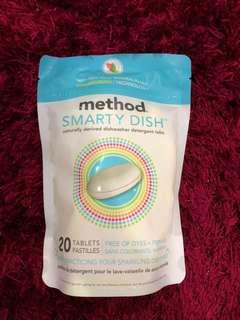 🚚 Dishwasher Detergent Pellets