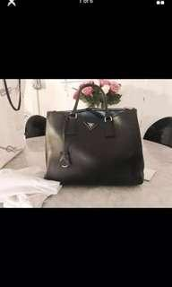 Authentic Prada Galleria Handbag