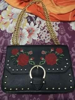 Stradivarius bag handbag slingbag