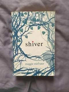 English Novel - Shiver by Maggie Stiefvater