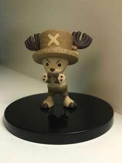 海賊王 One Piece 索柏 喬巴 模型 黑白 初代