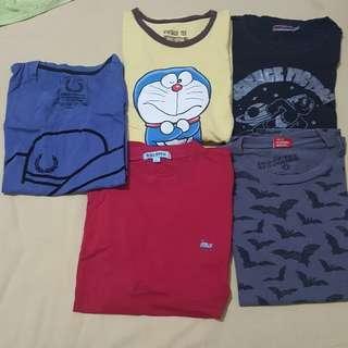SALE! 5 baju brand + ongkir