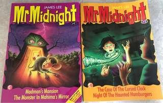 🚚 Mr Midnight books
