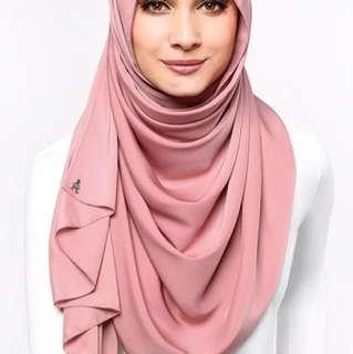 Authentic Duck Scarves - MSS in Bridesmaid