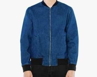 American Apparel Denim Day Jacket *PRICE DROP*