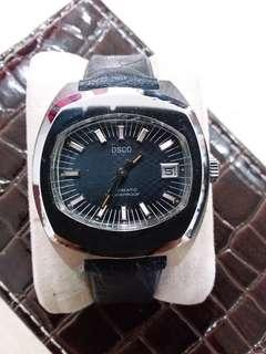 Vintage rare nos german automatic Osco watch