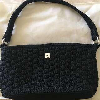 Lina Crochet Mini Handbag