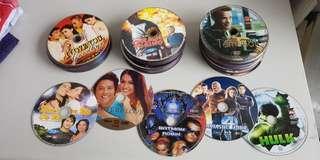 DVD Bundle Sale (100 titles)