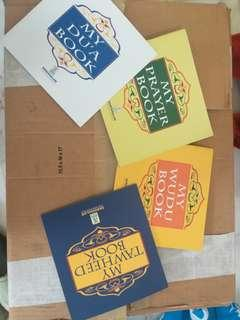 """Complete Basic Islamic Step by Step Children""""s Book"""