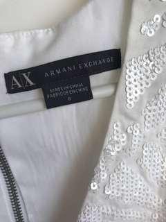 Dress armani exchange