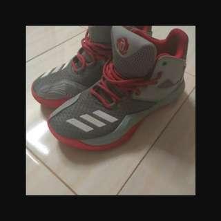 Sepatu Basket Running Adidas Derrick Rose 5 773 Original nike puma
