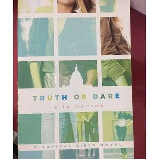 Truth Or Dare - Ella Monroe