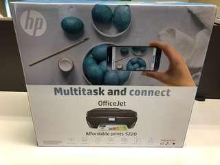 🚚 Hp office jet printer 5220